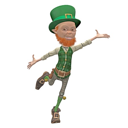leprechaun Stock Photo - 9146651