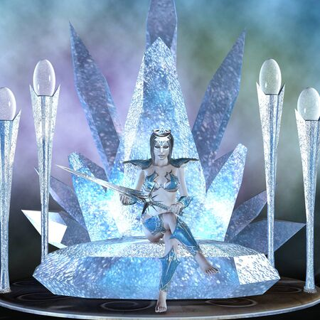 throne: ice queen