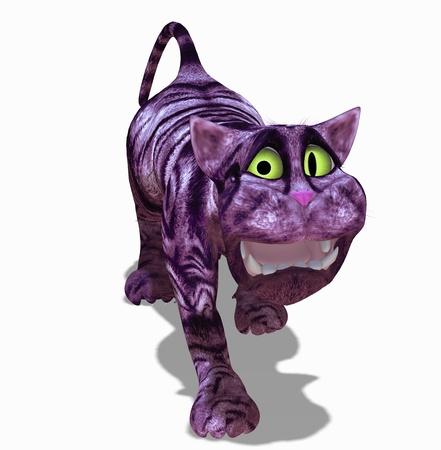 cheshire cat: gato de Cheshire