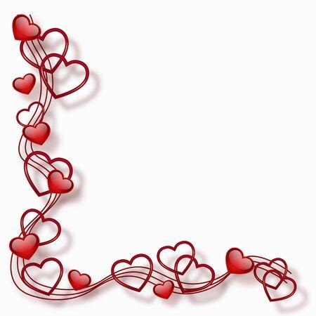 Hearts Standard-Bild - 9146262