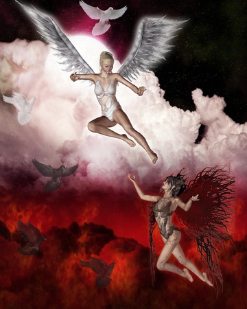 imp: heaven and hell