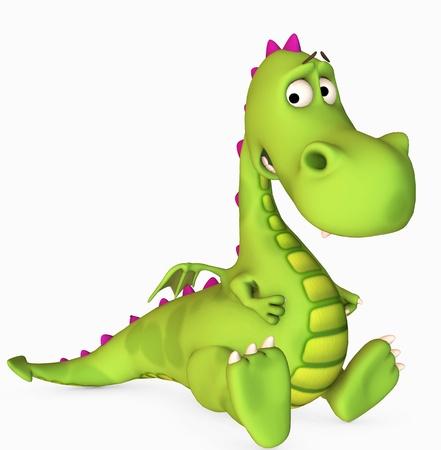 toon dragon