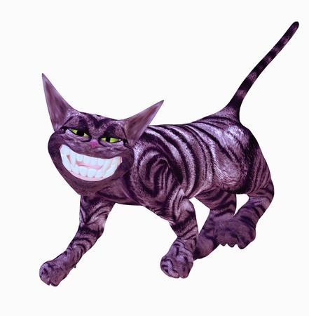 cheshire cat Stock Photo - 9182533