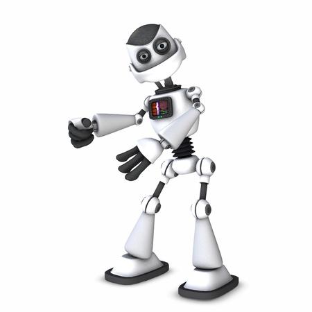 toon: robot toon