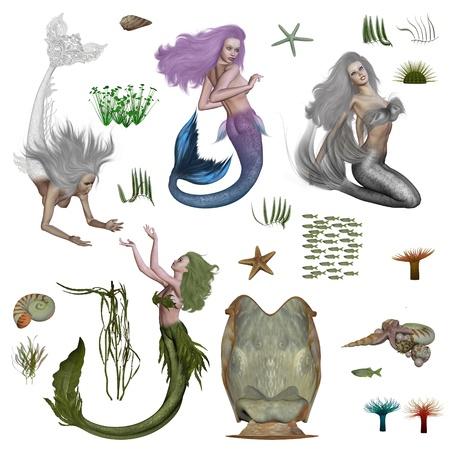 mermaids photo
