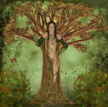 paysagiste: la terre mère