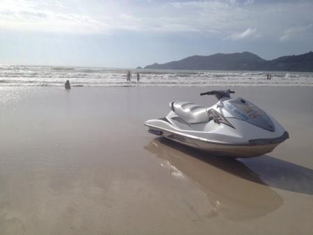 jetski: Jet-ski