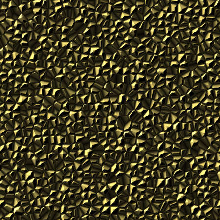 specular: A seamless texture of painted pebble with high contrast Stock Photo