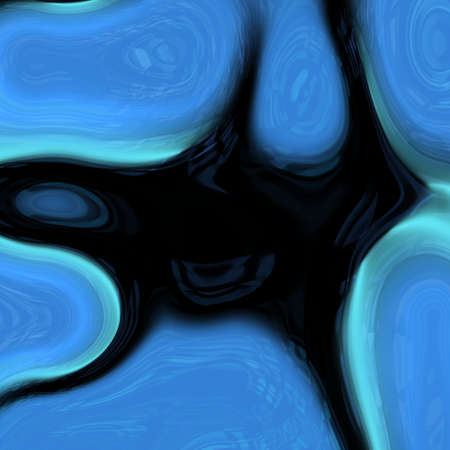 blobs: An abstract illustration of blobs of water