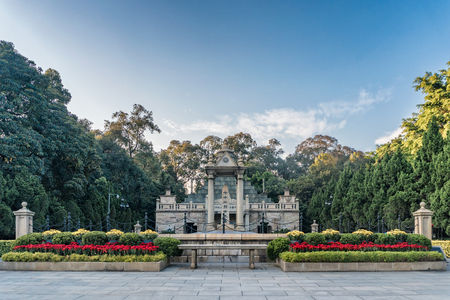 Guangzhou Tomb of Seventy-two Martyrs Editorial