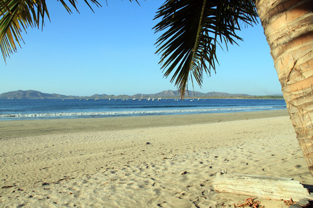 Tamarindo Beach, Guanacaste, Costa Rica Stock Photo