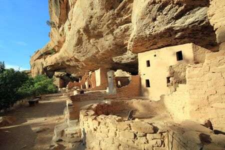 Mesa Verde Ancient Cliff Dwellings