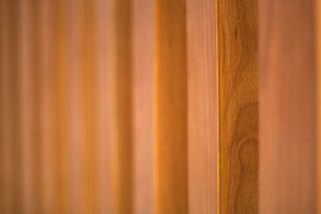 Wood grain with blurred background