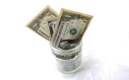 valuta: Dollars Stock Photo