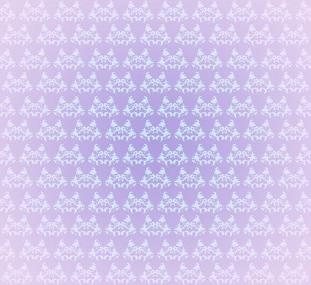 Seamless pattern wallpaper light purple drawings Stock Photo - 11972991