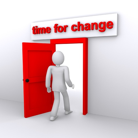 red door: time for changes, new achievements