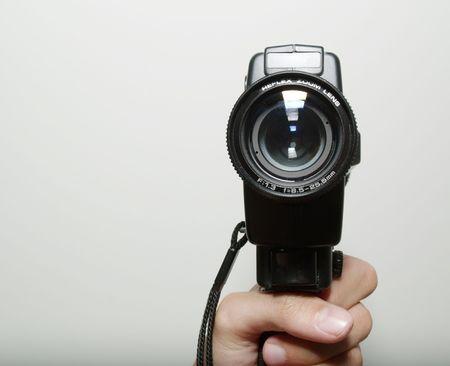 8 mm camera Stock Photo