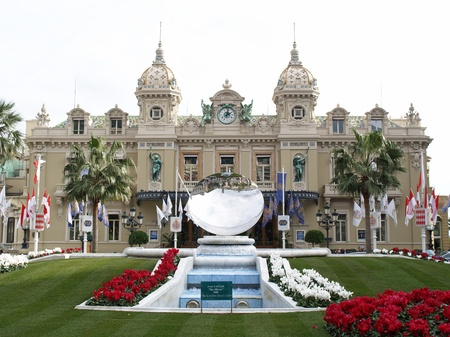 monaco: Casino of Monte Carlo