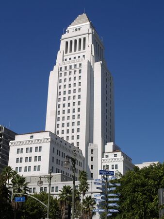 City Hall of Los Angeles