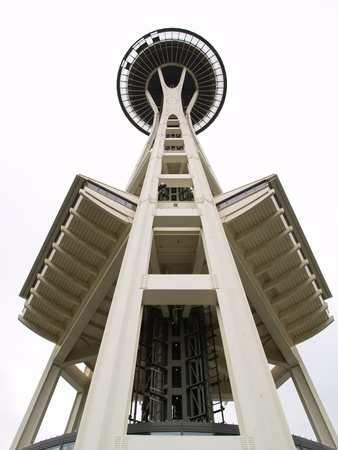 The Space Needle of Seattle