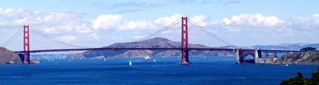 Golden Gate Bridge of San Francisco, California
