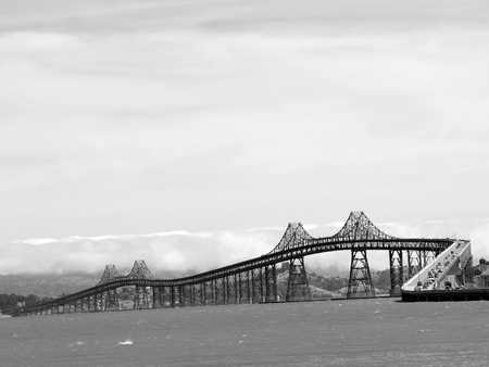 Richmond San Rafael Bridge photo