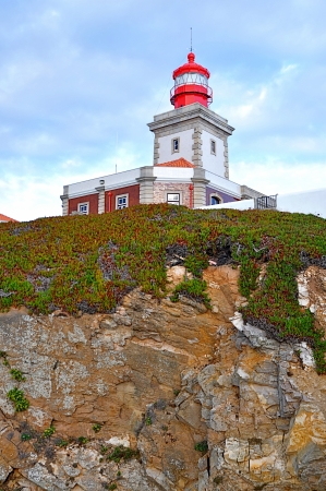 Lighthouse in Portugal photo