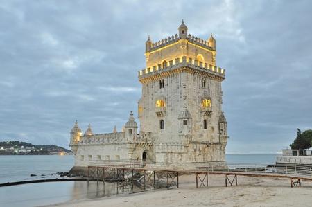 Torre de Belm  Belm tower  of Lisbon, Portugal