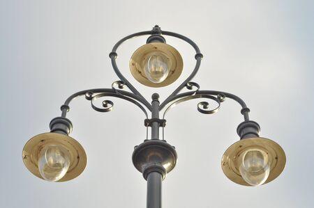 streetlamp: Classic style lamp post