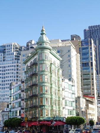 sentinel: The Sentinel building in San Francisco
