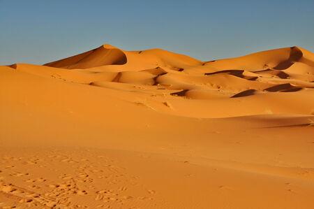 merzouga: Merzouga desert in Morocco