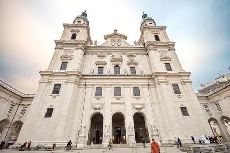 dom: Salzburger Dom in Salzburg, Austria