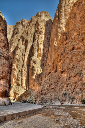 gorges: Dades Gorge (Valley) in Morocco