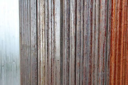 on the surface: Rusty surface Stock Photo