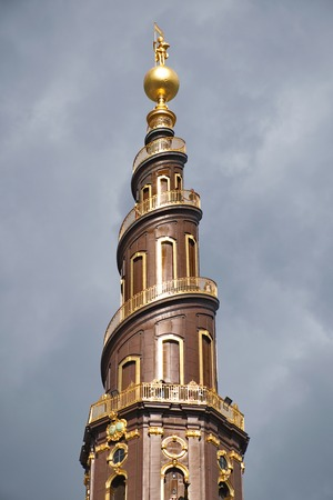 saviour: Church of Our Saviour in Copenhagen