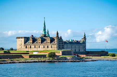 Castle of Kronborg, home of Shakespeares Hamlet Editorial