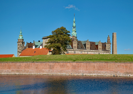 hamlet: Castle of Kronborg, home of Shakespeares Hamlet Editorial