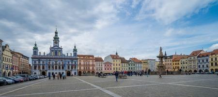 ceske: Ceske Budejovice in Czech Republic