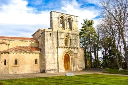 alava: El monasterio de Est�baliz Alava, Espa�a