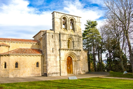 The Estibaliz monastery  Alava, Spain  Stock Photo - 17239513