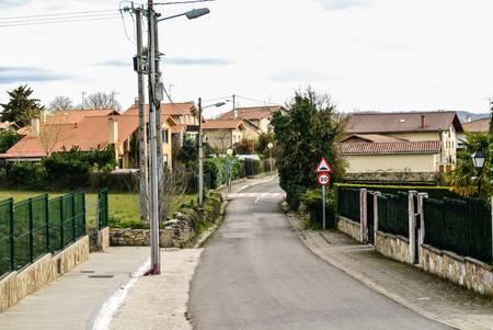 alava: Calle de Gopegi Alava, Espa�a Editorial