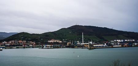 cantabrian: The Cantabrian coast  Vizcaya, Spain