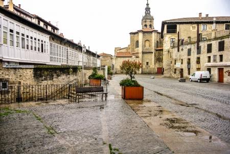 alava: La Plaza del Machete de Vitoria Alava, Espa�a Editorial