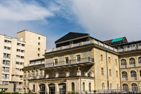 alava: Santiago Apostol public hospital in Vitoria  Alava, Spain