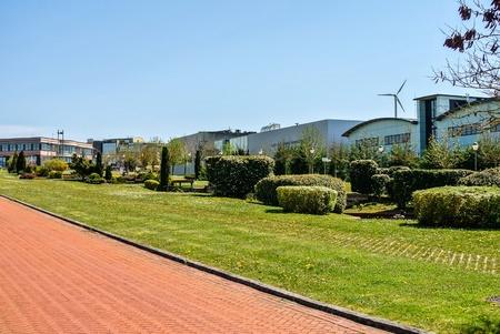 alava: The Minoan  technological park  Alava, Spain
