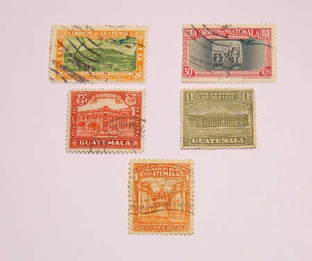philately: Collection of Mexican Stamps