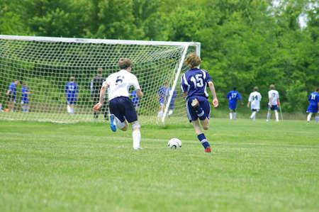 アクション サッカー playes