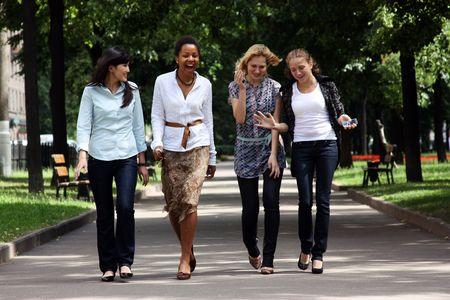 Female friendship  photo