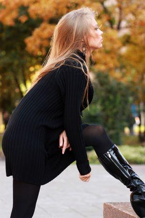 Autumn beauty  photo