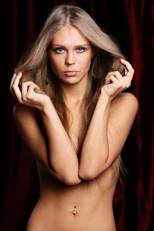 sexy woman Stock Photo - 5929130